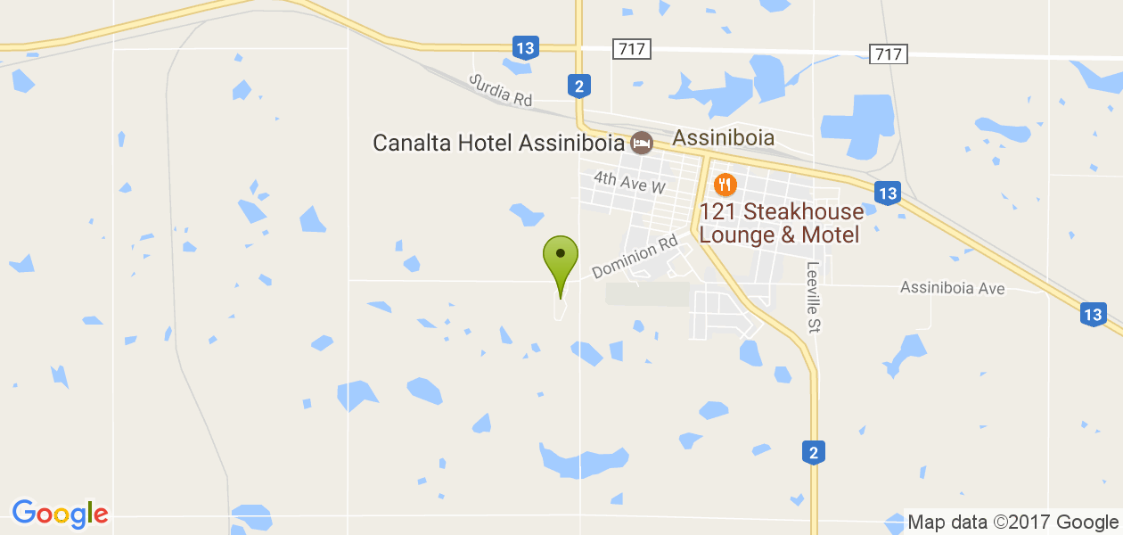 Assiniboia Cemetery