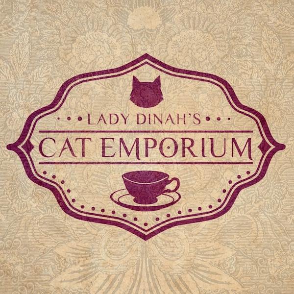 Lady dinah logo