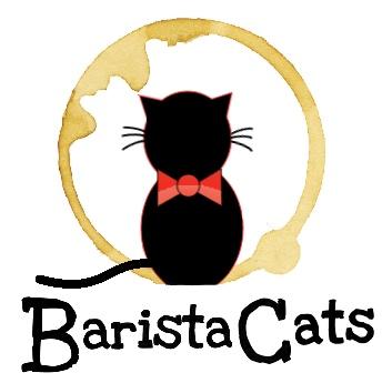 Baristacats nz logo