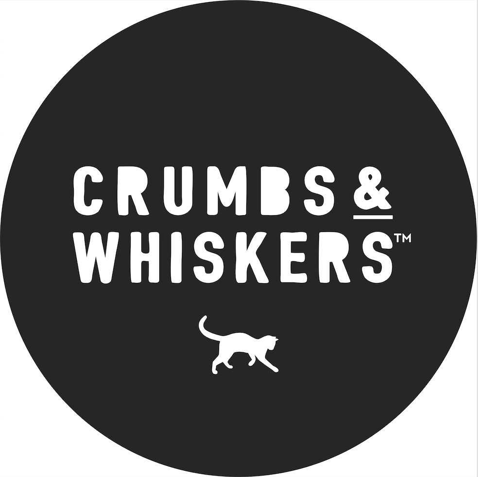 Crumbs and whiskers logo