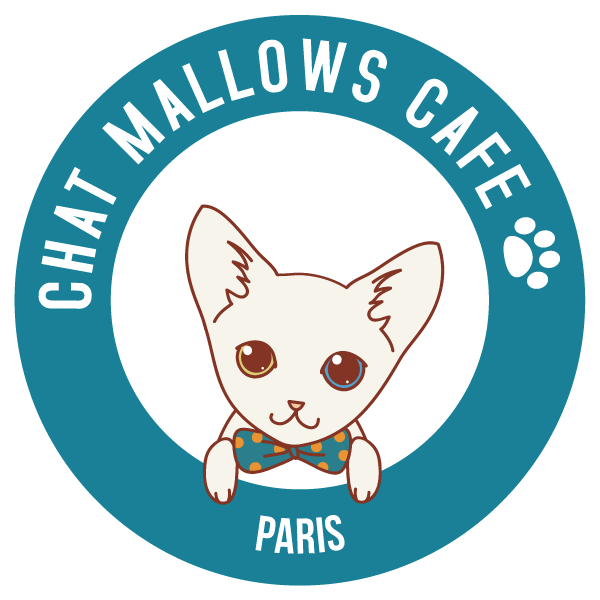 Chat mallows cafe logo