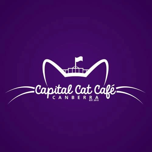 Capital cat cafe logo