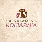 Cat cafe krakow logo