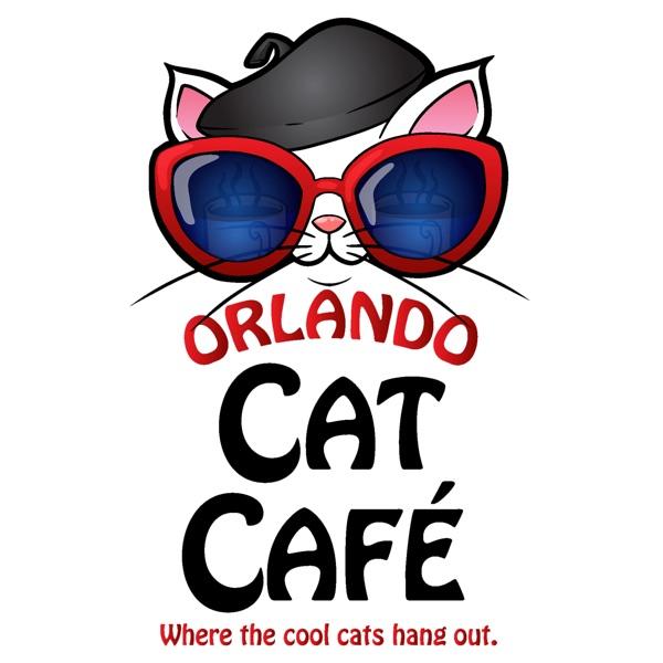 Orlando cat cafe logo
