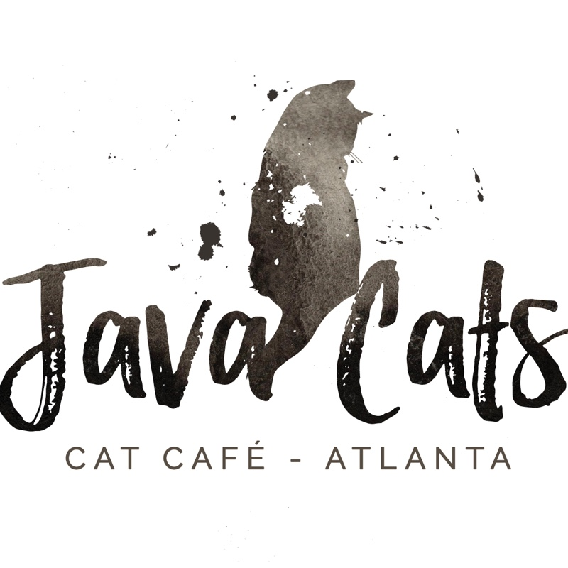 Java cats cafe logo