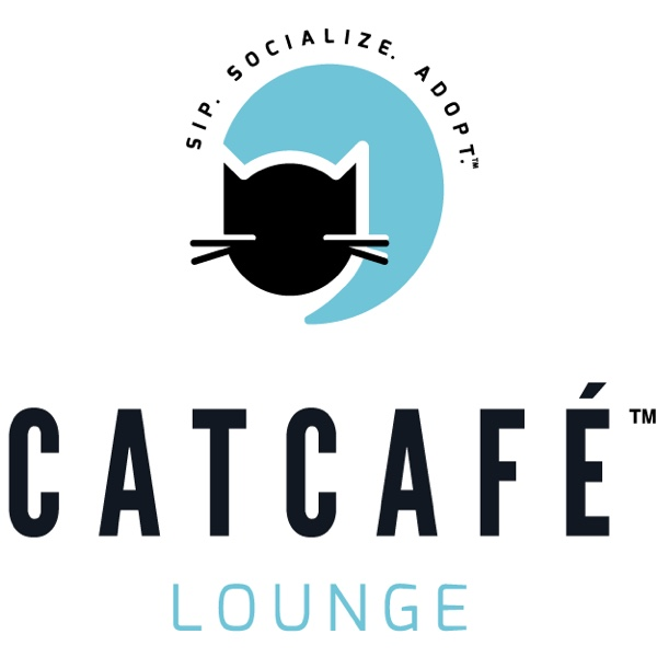 Catcafe lounge logo