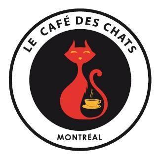 Le cafe des chats logo
