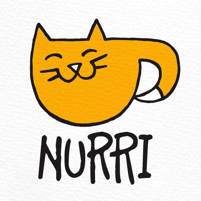 Cat cafe nurri estonia logo