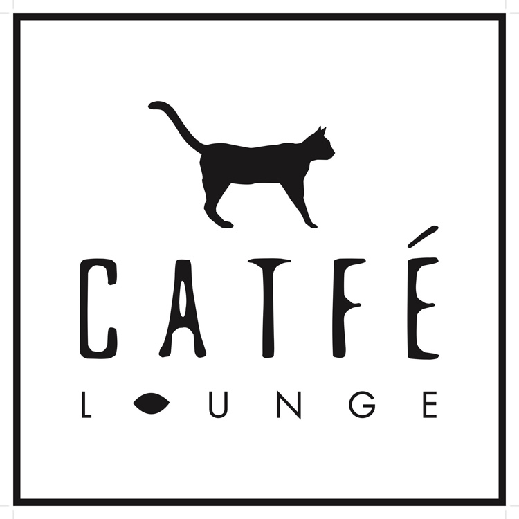 Catfe lounge logo