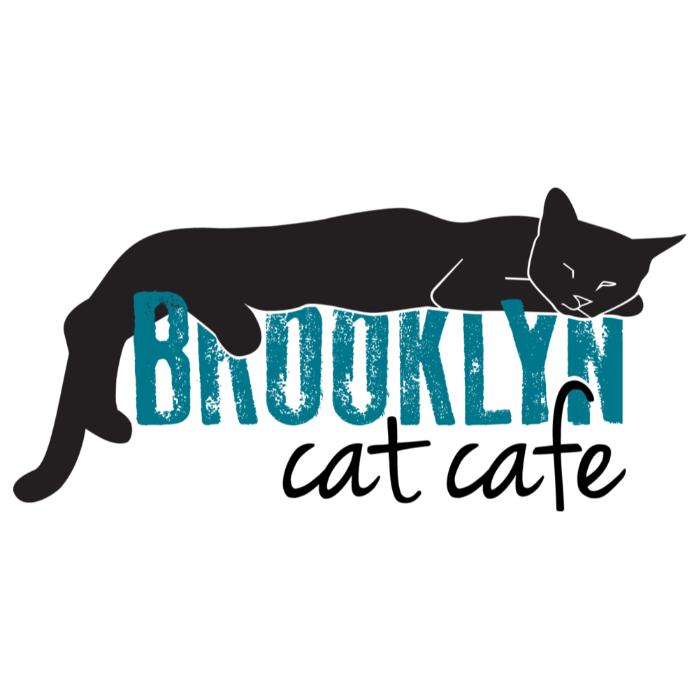 Brooklyn cat cafe logo