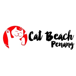 Cat beach penang logo