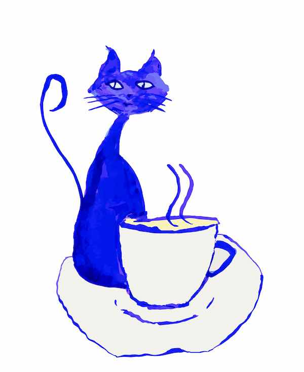 Le cafe des chats bastille