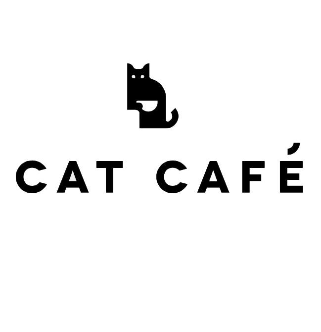 Manchester cat cafe logo
