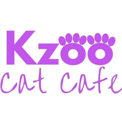 Kzoo cat cafe logo
