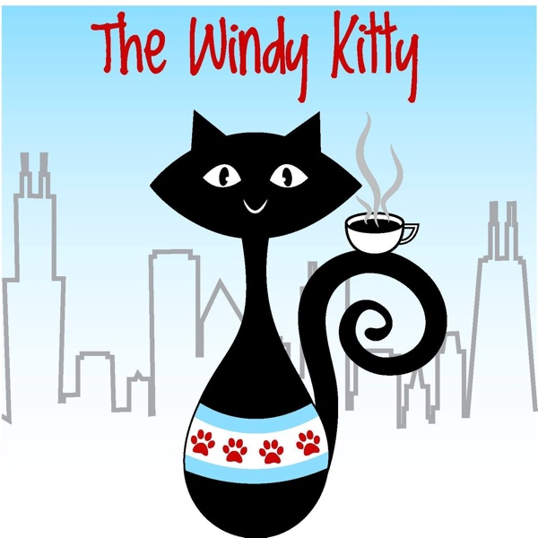 The windy kitty logo