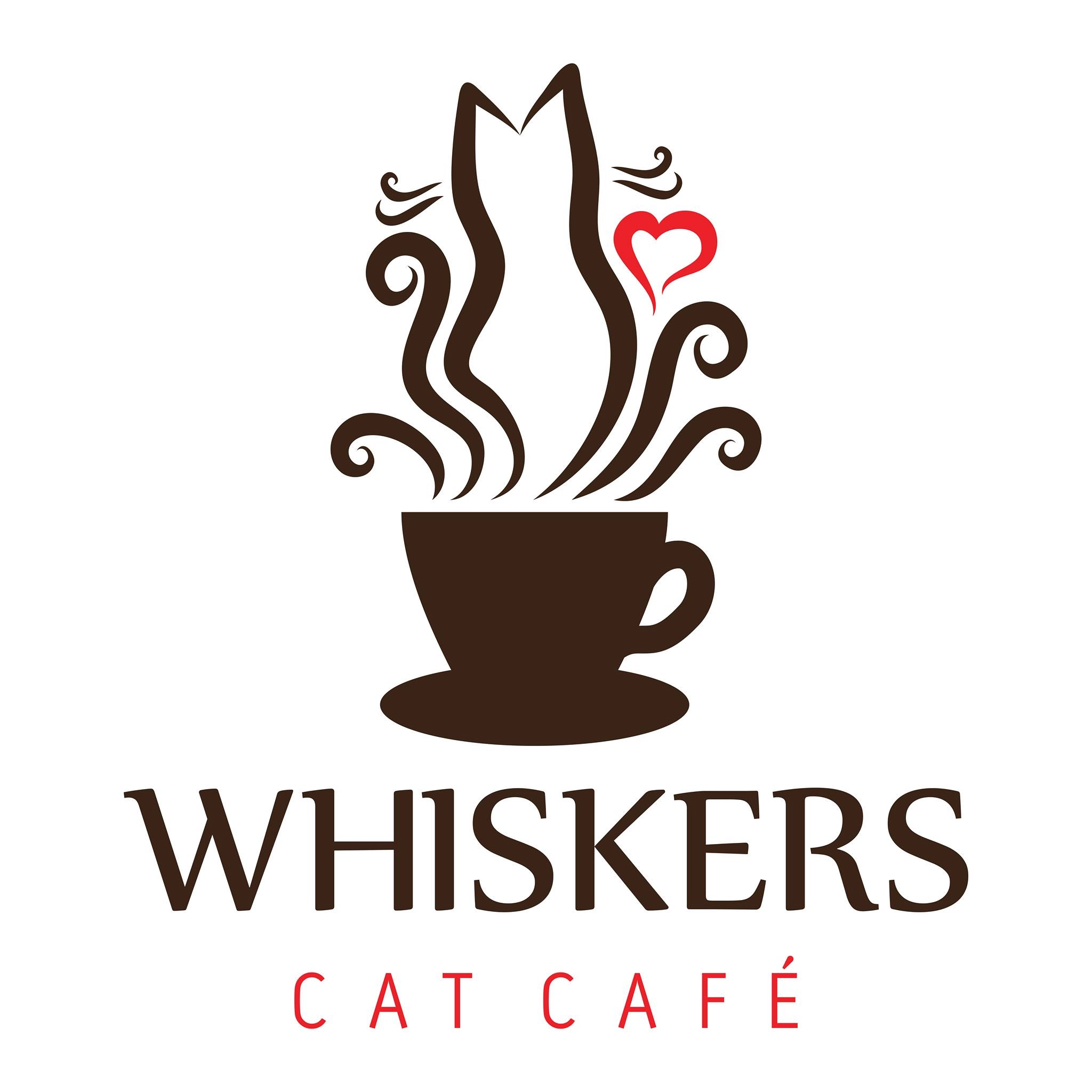 Whiskers cat cafe