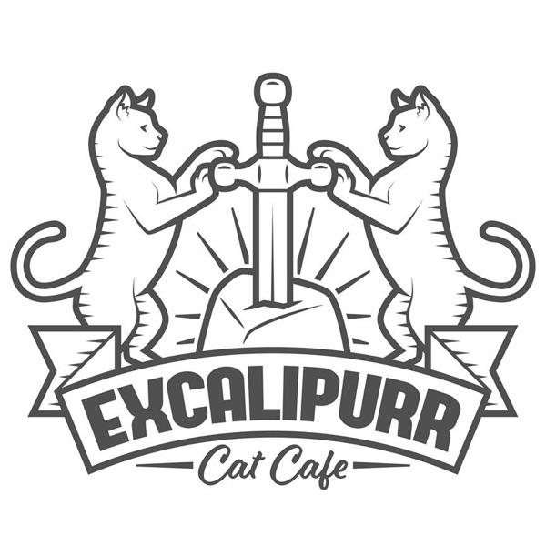 Excalipurr logo