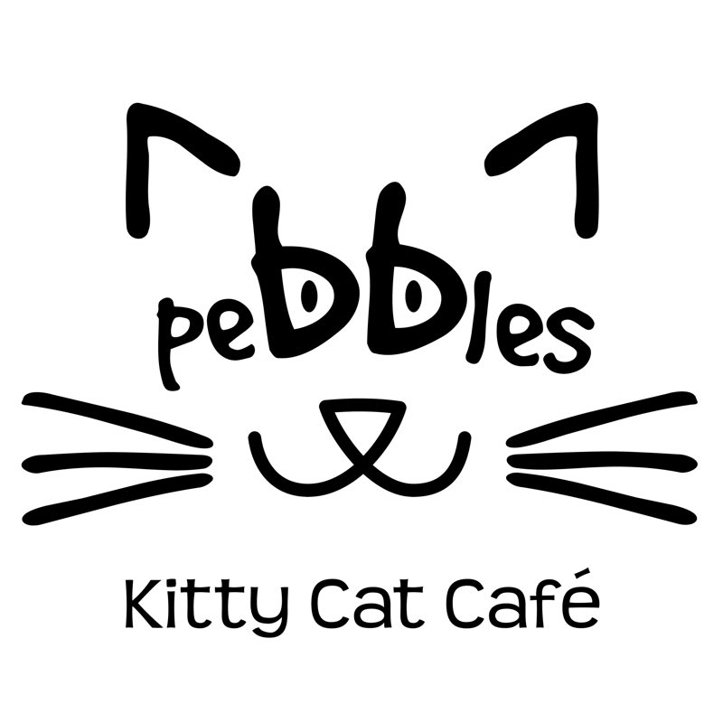 Pebbles cat cafe