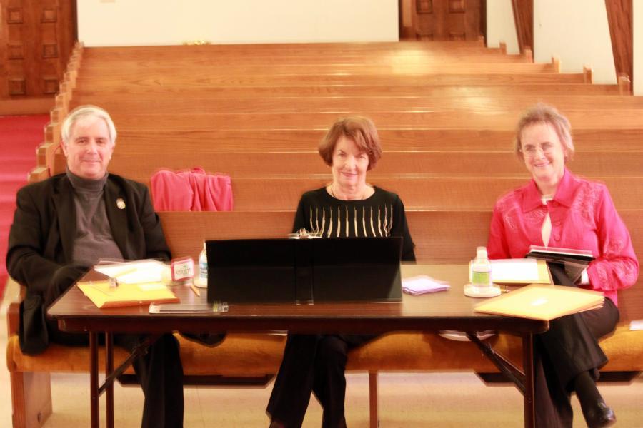2011 Scholarship Judges