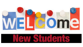 Image result for welcome new student