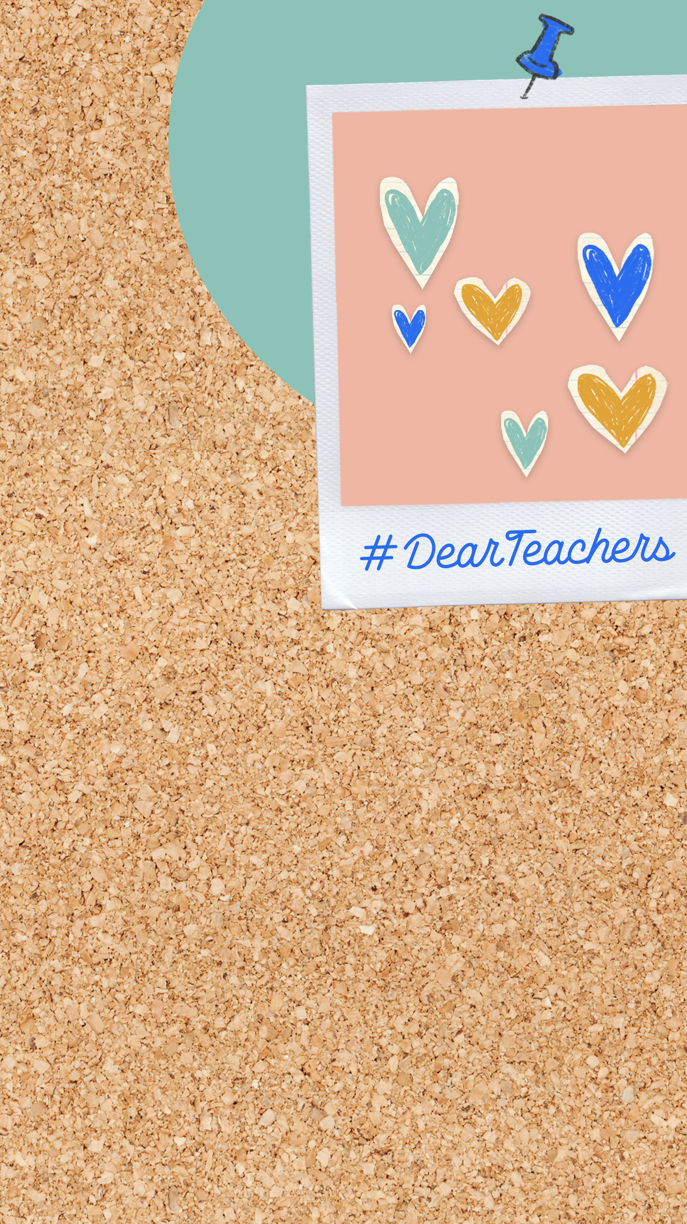 You deserve a little extra care this Teacher Appreciation Week! Check out a digital care package full of treats from fellow teachers: