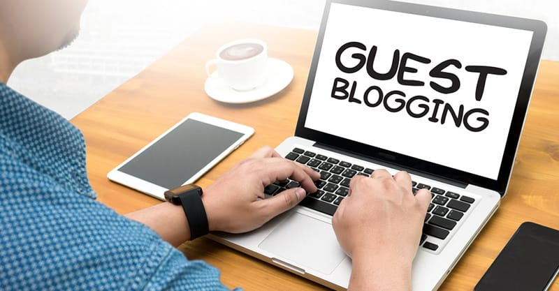 Guest posting for real estate agents