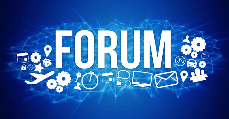 Get Involved On Forums And Popular Website Comments Sections