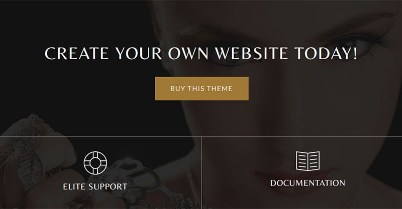 Build Your Jewelry Website Using The WordPress CMS