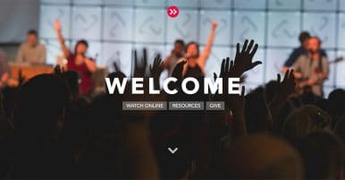 What Worshipers Want To See On Your Church's Website
