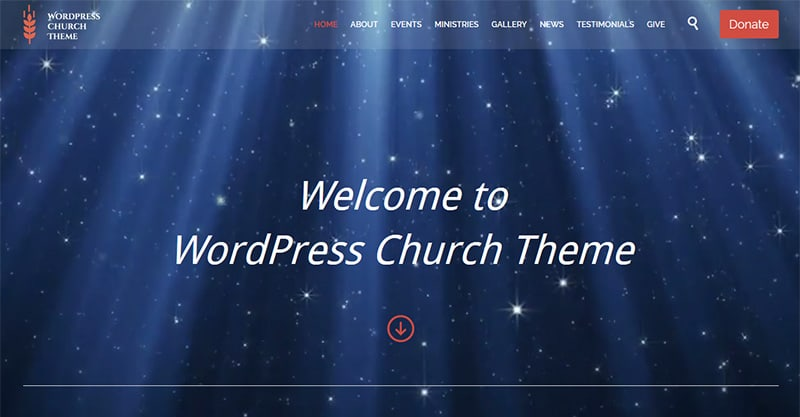 The Best WordPress Themes For Church Blogs