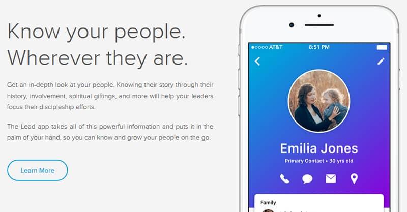 Create A Church App For Your Website