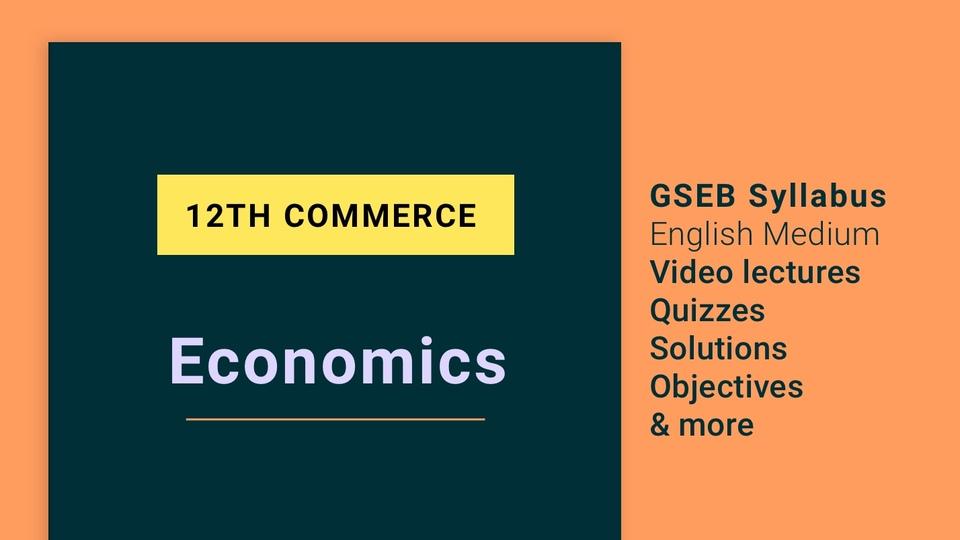 12th Economics