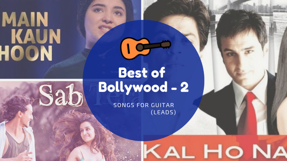 Best of Bollywood (2) : Leads