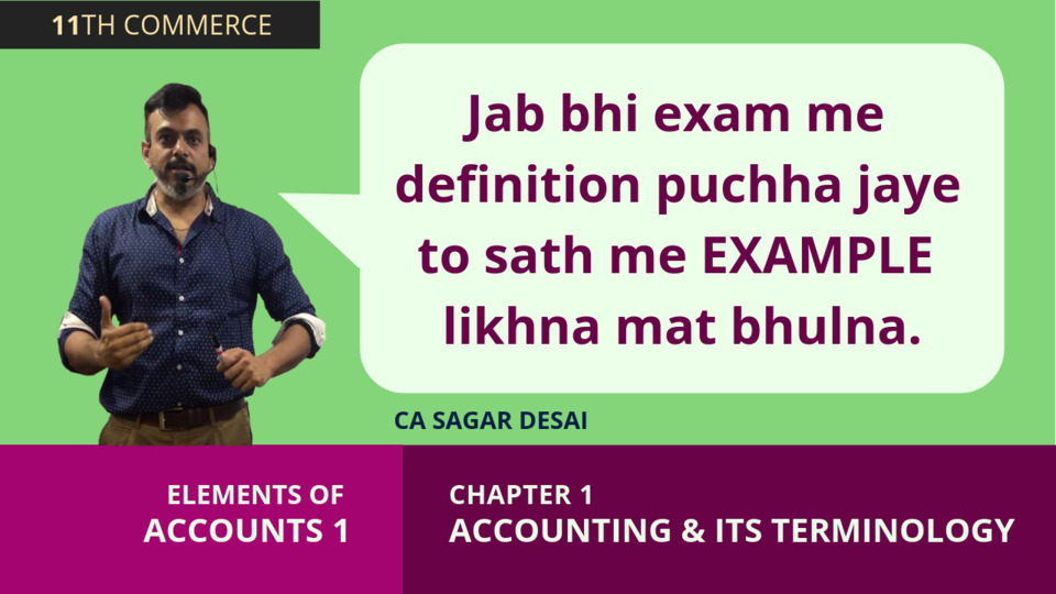 Chapter 1: Theory, Concepts and Terminologies