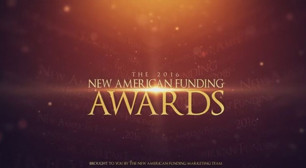 2016 naf awards