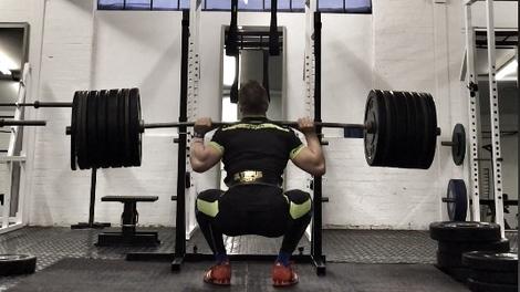 17. 3 Tips to a Bigger Squat