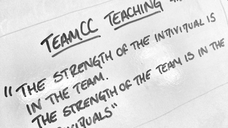 18. TeamCC Teaching Number 1.