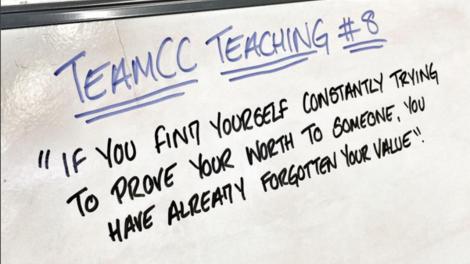 25. TeamCC Teaching Number 8.