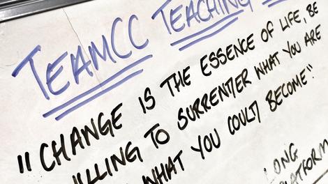 28. TeamCC Teaching Number 11.