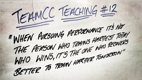 29. TeamCC Teaching Number 12.