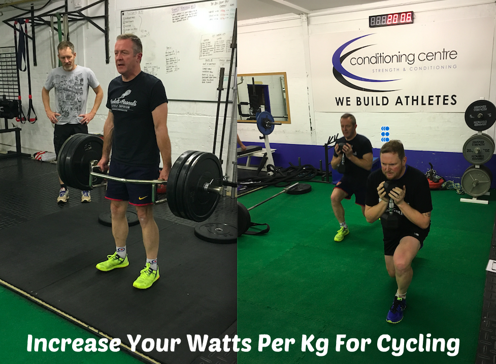 The Conditioning Centre | 64  Do You Need to Increase Your Watts Per