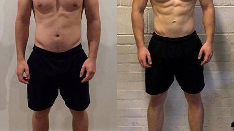 112. ELITE 8 WEEK TRANSFORMATION