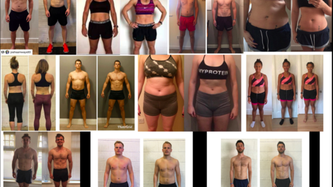 121. Our 8 Week Online Transformations are Back!