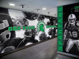 Large Format Wall Graphics Team Fitz Graphics