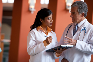 Residents; Start practicing in a place that cares for you and your patients.