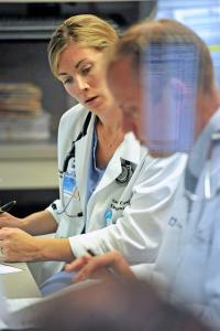 campaign landing pages doctors