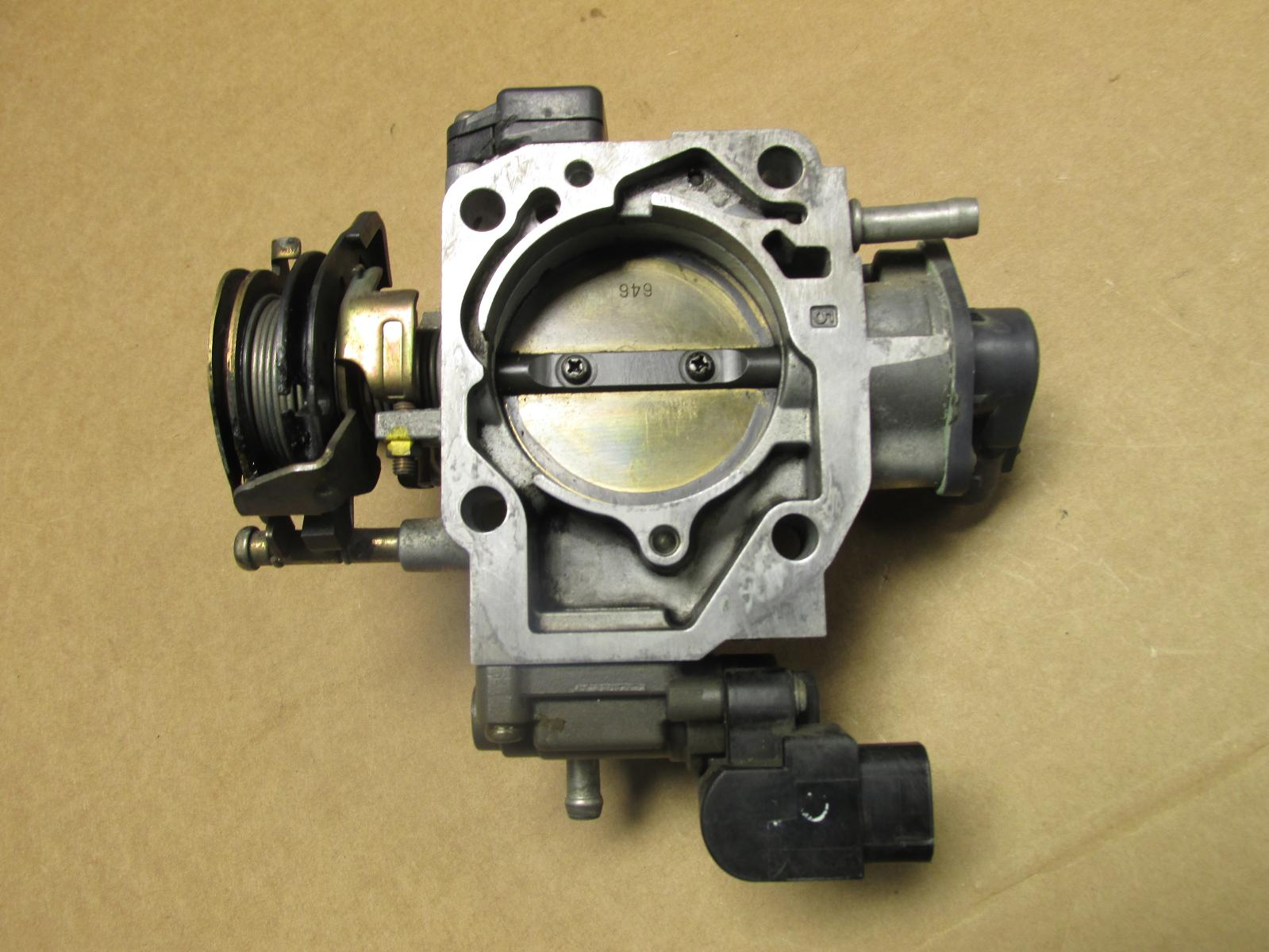 [2003 Honda Pilot Throttle Body Repair] - 2014 Honda Pilot ...