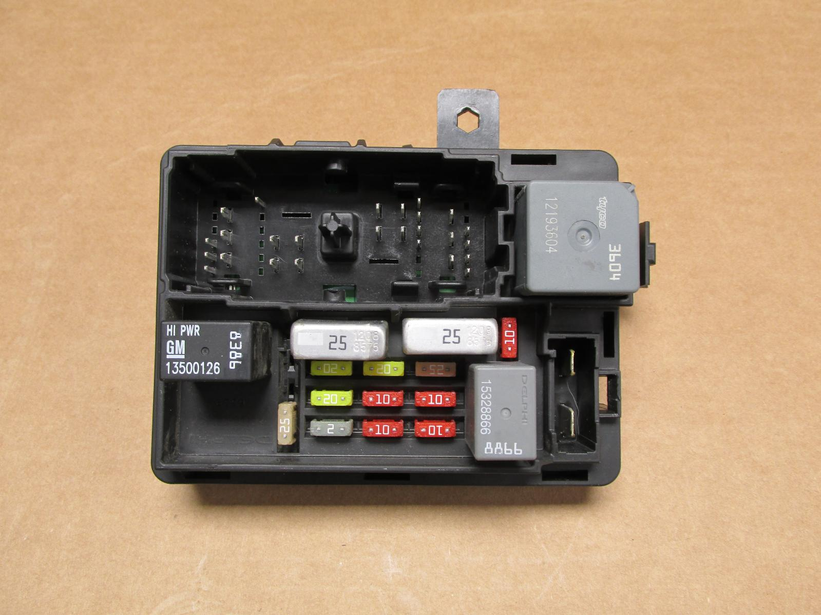 chevrolet impala fuse box on 2007 chevrolet impala fuse box diagram