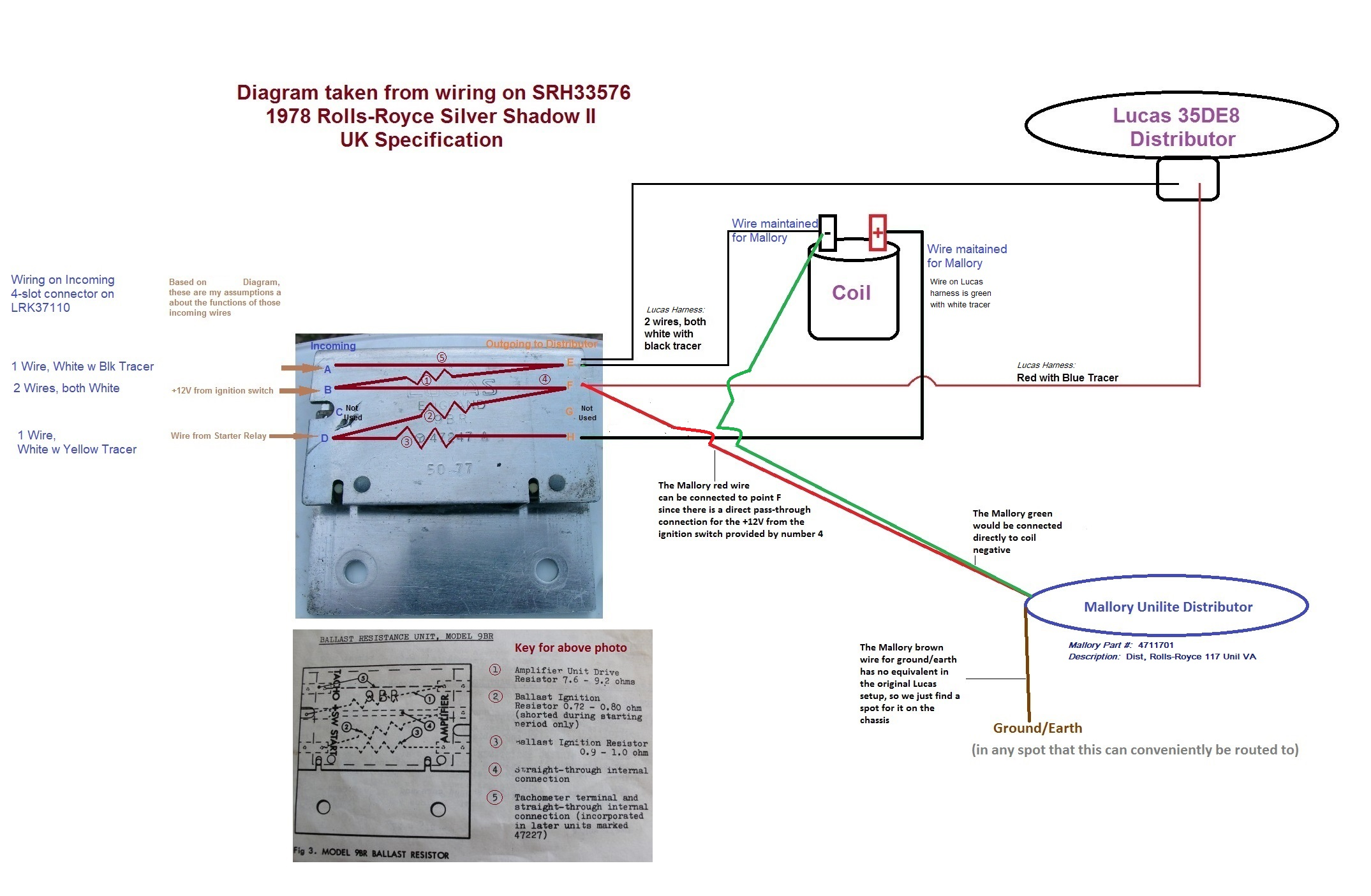 Mallory Fuel Pump Wiring Diagram Diagrams Harness Images Gallery