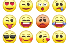How to Add Emoji to iPhone header